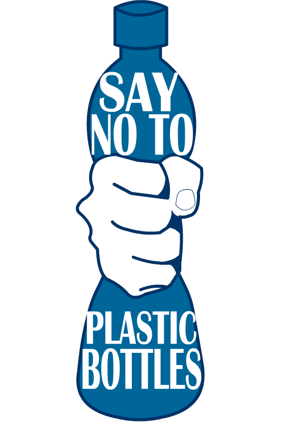 say no to plastic bottles - DriverLayer Search Engine